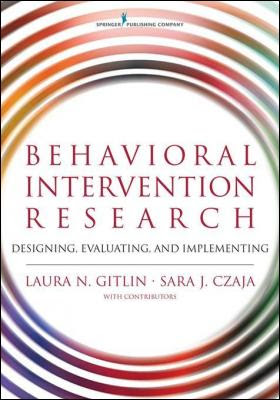 cover of book Behavioral Intervention Research