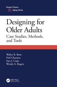cover of periodical Designing for Older Adults: Case Studies, Methods and Tools
